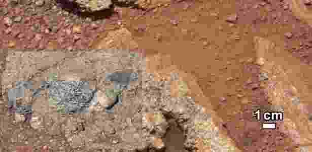 Robô Curiosity_3 - NASA/JPL-CALTECH/MSSS - NASA/JPL-CALTECH/MSSS