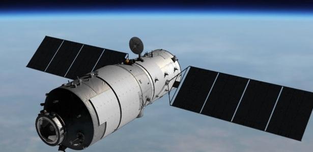 A maior parte da estação Tiangong-1 deve queimar e vaporizar na reentrada na atmosfera - China Manned Space Agency