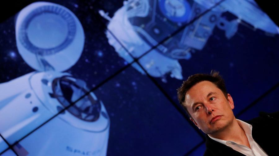Dificuldades recentes da Tesla indicam que SpaceX é a empresa de Musk melhor posicionada para o futuro - Mike Blake/Reuters