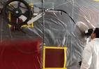 Mais máquina, menos gente: Petrobras desenvolve robô pintor de plataformas (Foto: Divulgação/Petrobras)