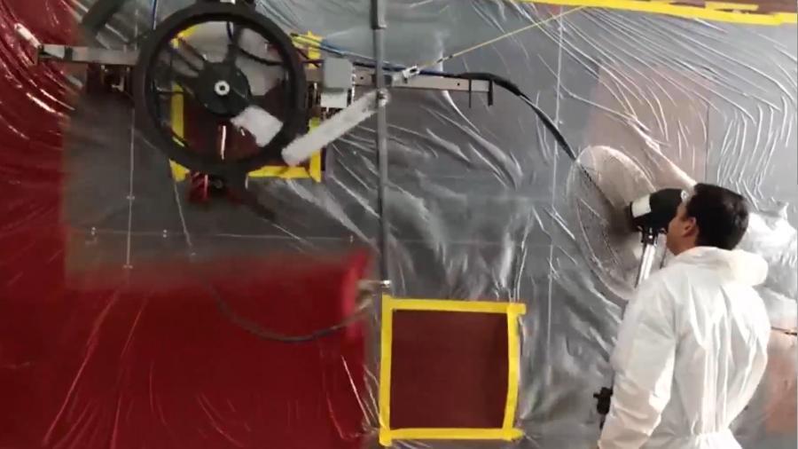 Resultado de imagem para casco da P-35 pintor robo