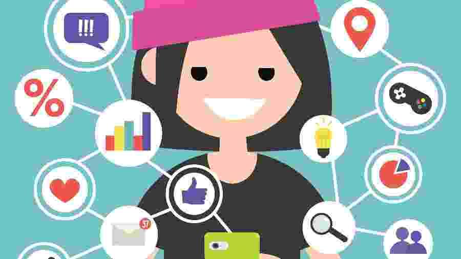 Estudo apontou sete tendências do marketing de influência, com respostas para agências, criadores e marcas - Nadia Bormotova/Getty Images