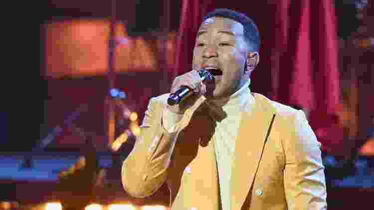 O cantor John Legend é um investidor - Getty Images - Getty Images
