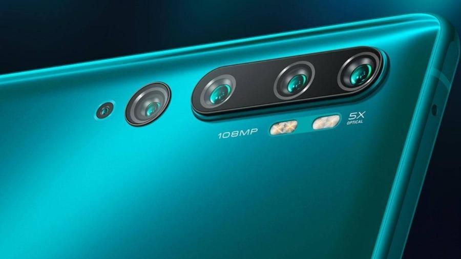 Uma das lentes do novo celular da Xiaomi terá 108 MP - Divulgação