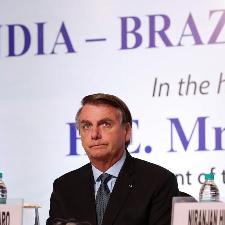 27.jan.2020 -  Jair Bolsonaro - Alan Santos/Divulgação/Presidência