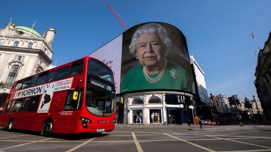O Reino Unido sofreu no último ano a maior queda populacional desde a Segunda Guerra Mundial - Getty Images