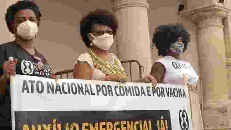 Coalizão Negra por Direito - Vilma Reis - Vilma Reis