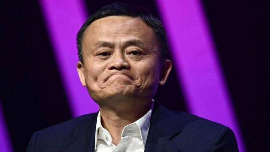 Cofundador do Alibaba, Jack Ma foi um dos primeiros a experimentar os efeitos das novas restrições - Getty Images