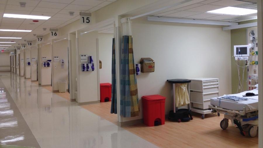 Coronavírus: Ministério da Saúde vai abrir licitação para locação de 1 mil leitos de UTI - Getty Images