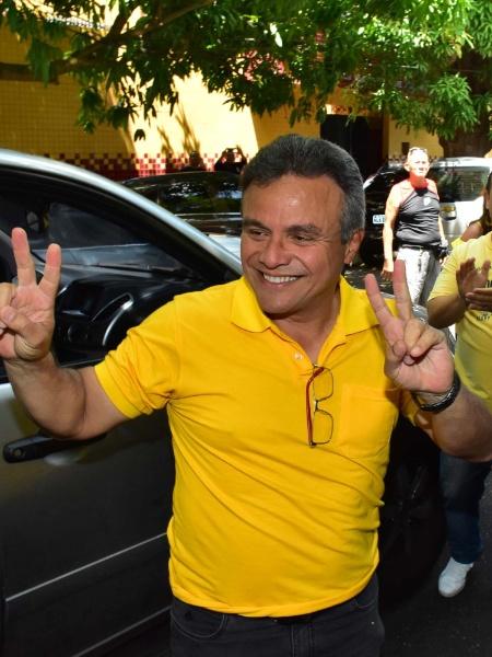 """""""Decreto prevê multas, mas o que a gente quer é prevenir, é a colaboração da população"""", defendeu o prefeito Zenaldo Coutinho - RÚBIO MARRA/FUTURA PRESS/ESTADÃO CONTEÚDO"""
