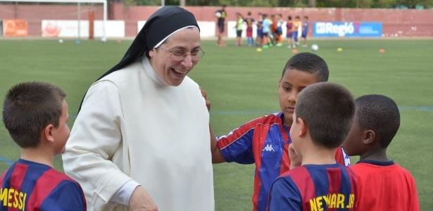 Lucía tem uma ONG focada na pobreza infantil