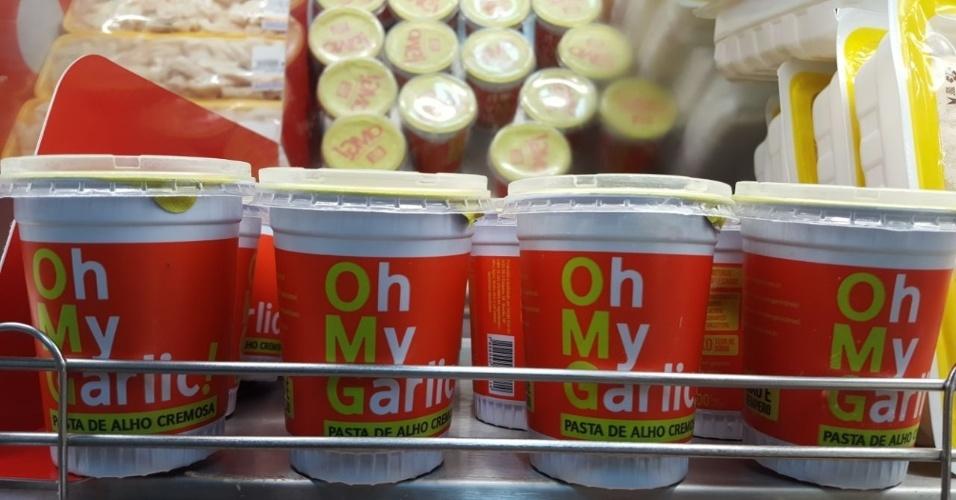 Pasta de alho Oh My Garlic!