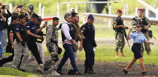 Traficante Jarvis Chimenes Pavão foi extraditado para o Brasil em 2017