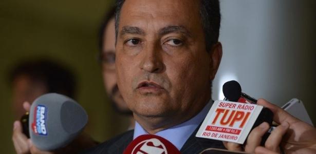 O governador da Bahia, Rui Costa