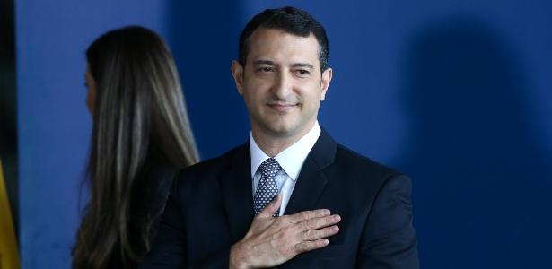 Permanência: o diretor-geral da PF, Rogério Galloro, seria uma das opções de Moro