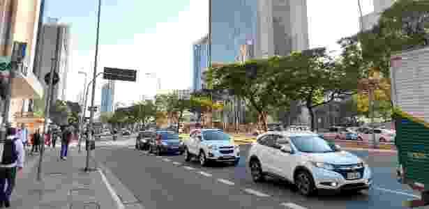 Foto com a câmera traseira (com HDR) do Moto Z3 Play - Márcio Padrão/UOL