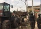 Forças Armadas retomam imóveis invadidos por traficantes no interior do Rio - Comando Conjunto/CML/ Divulgação