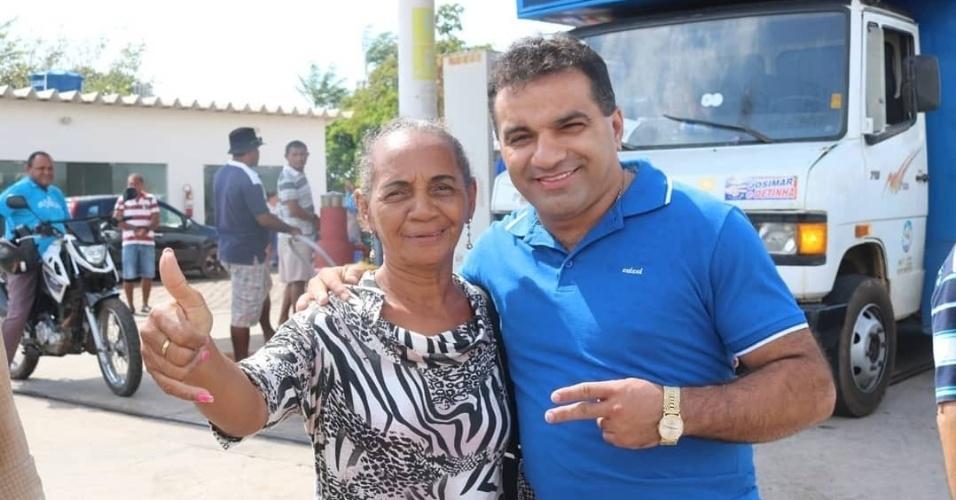 4.out.2018 -  Com 195 mil votos, Josimar Maranhãozinho (PR), 41, foi eleito deputado federal com a maior votação do Maranhão