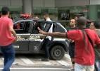 Policiais de MG acusados de participar de tiroteio com policiais de SP são presos - Reprodução/TV Globo