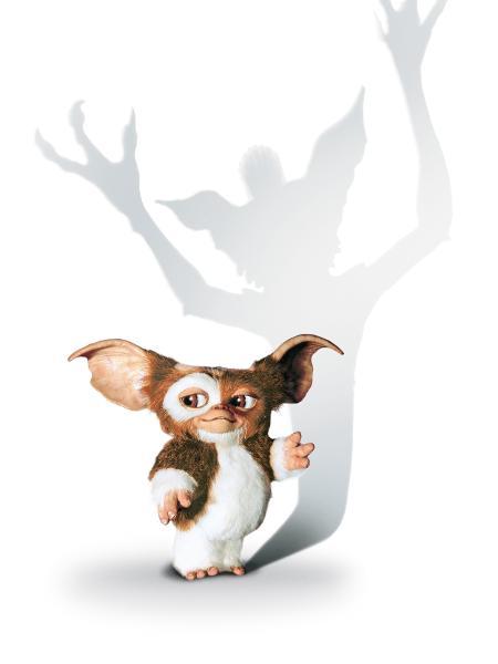 """Pôster de """"Os Gremlins"""" - Divulgação"""