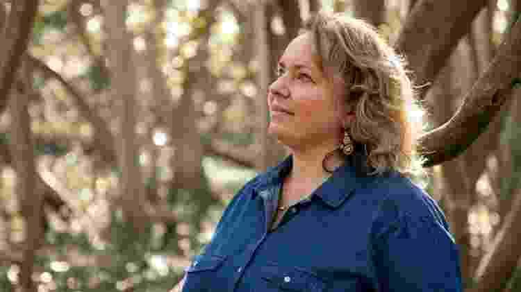 Shannon Foster ensina técnicas transmitidas por seus antepassados - Catherine McLachlan
