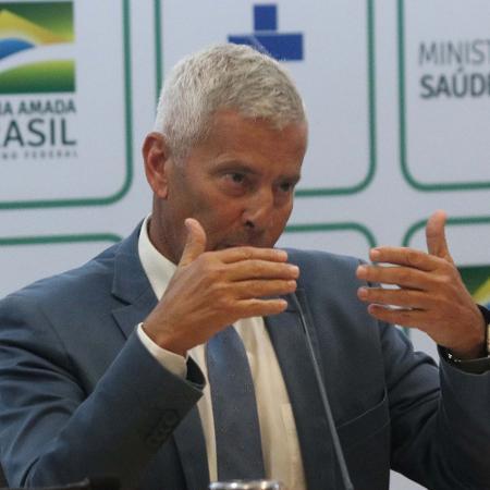 João Gabbardo dos Reis, secretário-executivo do Ministério da Saúde - Frederico Brasil/Futura Press/Estadão Conteúdo