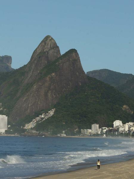 Secretário elogiou como as pessoas têm lidado com o isolamento social no Rio de Janeiro - Dirkran Junior/Futura Press/Estadão Conteúdo