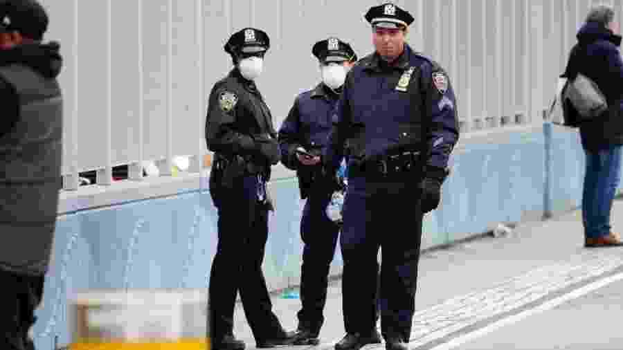 Polícia dos EUA - NurPhoto/NurPhoto via Getty Images