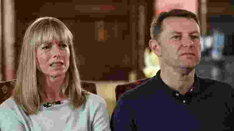 Os pais de Madeleine - PA MEDIA - PA MEDIA