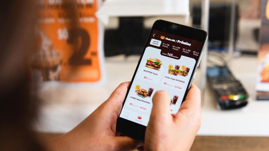 Com o Clube BK, Burger King quer alcançar mais de 7 milhões de participantes no primeiro ano - Divulgação/Burger King