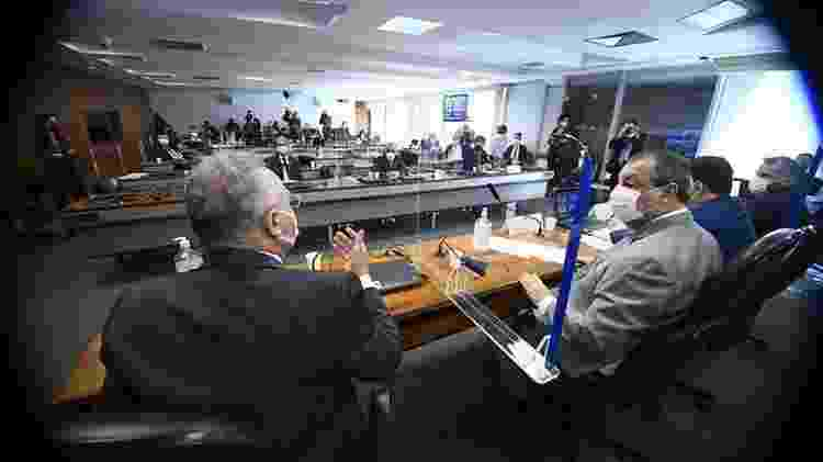 CPI da Covid vai aprofundar investigação sobre negociação com a Davati - Agência Senado - Agência Senado