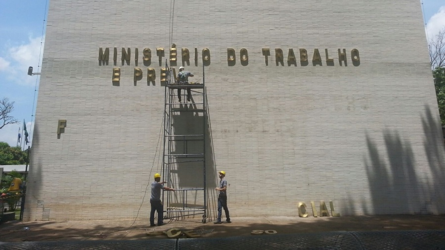 PTB, tradicional na ocupação da chefia da pasta do Trabalho, se mostrou descontente com a indicação de Onyx - Renata Veríssimo Gomes/Estadão Conteúdo