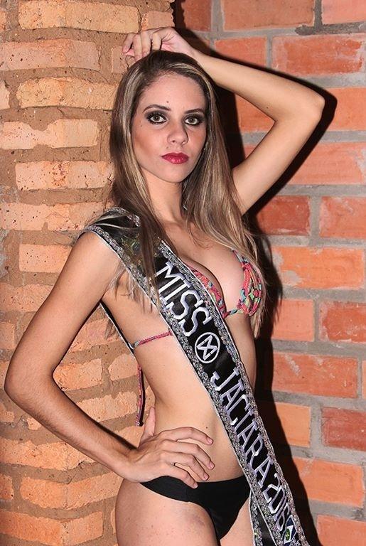 27.jan.2016 - Jaciara - Mikaella Campos Leite, 19 anos