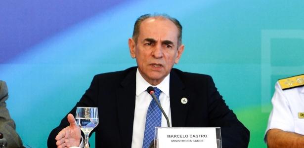 Marcelo Castro deixou temporariamente de ser ministro para voltar a ser deputado