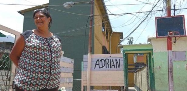 Yanara Tovar é uma das mães que participou do processo de paz; hoje, seu filho não é mais criminoso