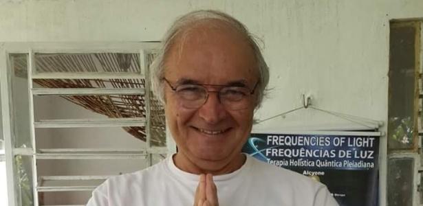 O terapeuta brasileiro Eduardo Chianca Rocha, que foi preso na Rússia por portar chá de ayahuasca - Arquivo pessoal