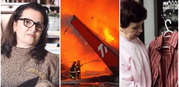 Familiares de vítimas do acidente da TAM, de 2007, falam sobre como lidam com a saudade