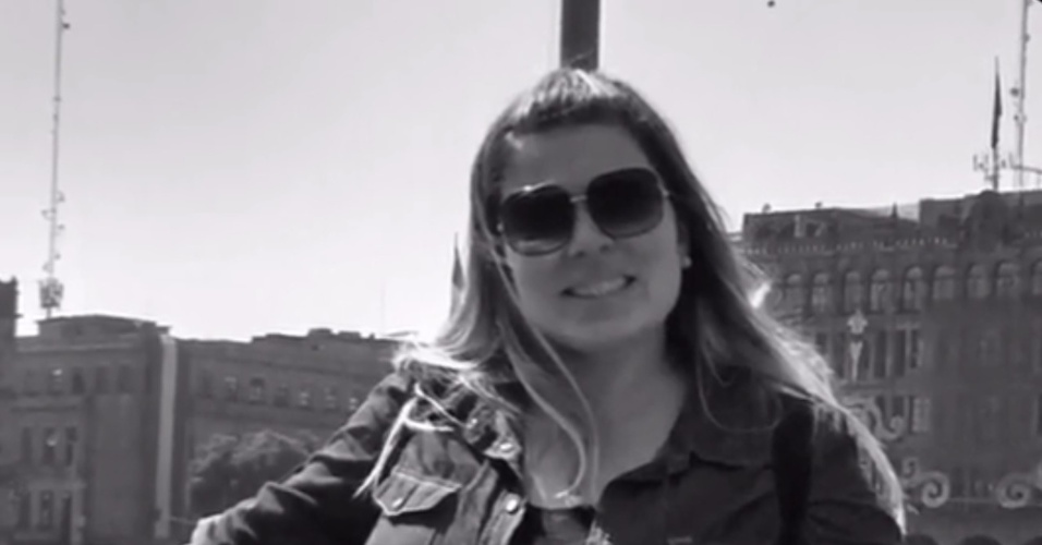 21.jul.2017 -- A psicóloga Melissa Almeida de Araújo foi assassinada em maio de 2017, na cidade de Cascavel