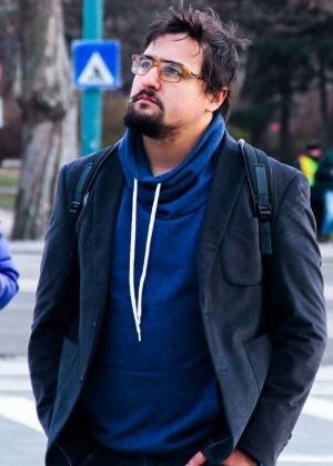 Jornalista brasileiro Robson Pandolfi, 31