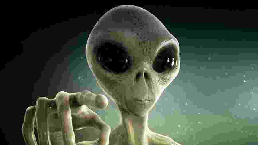 """""""Teoria do zoológico"""" alega que aliens já nos observam e não estamos prontos para o contato - Getty Images/iStockphoto"""