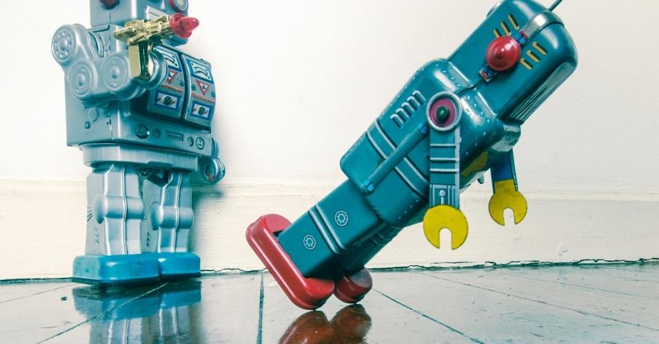 Robôs devem ter os mesmos direitos que os humanos?