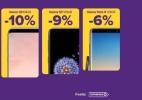 Aproveite! Galaxy S8, Note 8 e S9 ficam mais baratos após anúncio do Note 9 (Foto: Divulgação/Cuponomia)