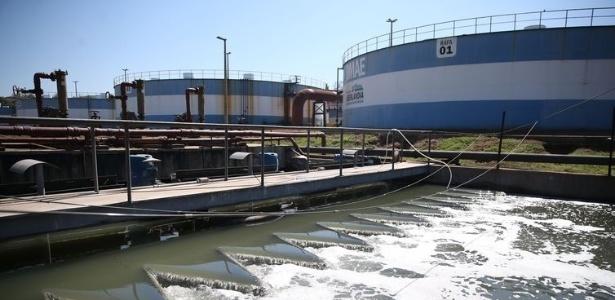 Com praticamente 100% de esgoto tratado, Uberlândia se destaca entre as dez cidades com melhor saneamento básico do país  - José Cruz/Agência Brasil