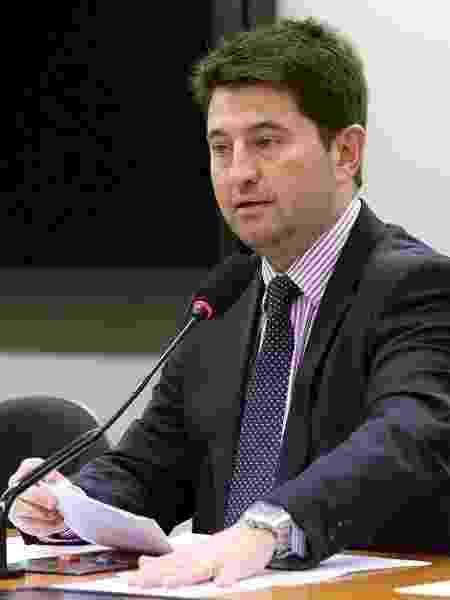 O deputado federal Jerônimo Goergen (PP-RS) - Michel Jesus/Câmara dos Deputados