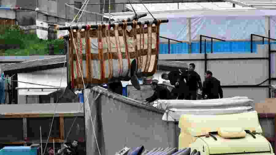 Operação para resgatar orcas e belugas mantidas em cativeiro na Rússia - Reuters