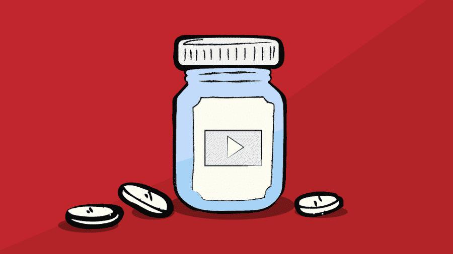 BBC encontrou mais de 80 vídeos com desinformação relacionada a saúde em 10 línguas diferentes no YouTube - Cecilia Tombesi/BBC