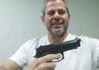 Bretas solta namorada do doleiro Messer usando lei sancionada por Bolsonaro  (Foto: Reprodução)