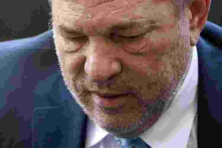 Ex-produtor de Hollywood, Harvey Weinstein - Carlo Allegri - Carlo Allegri