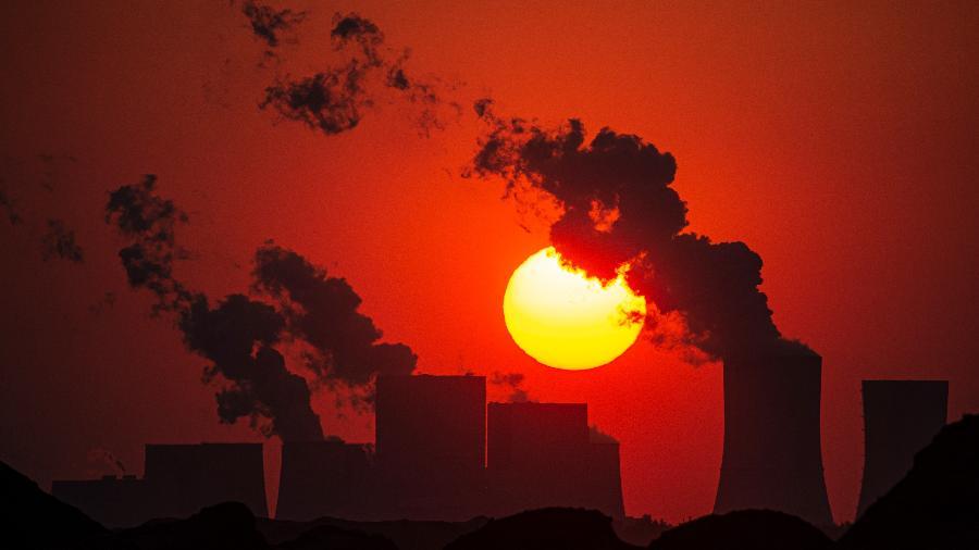 Os membros do clube de países ricos estão comprometidos com o objetivo de alcançar a neutralidade em termos de emissões de carbono - Getty Images
