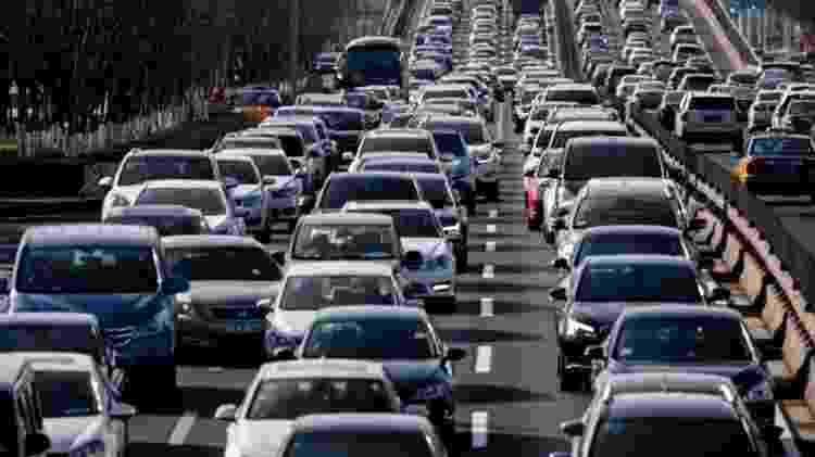 À medida que cidades como Nova York, Hong Kong e Pequim atingem sua capacidade máxima, a vida urbana se torna cada vez menos sustentável - Getty Images - Getty Images